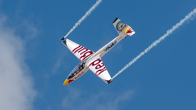 Private / Margañski & Myslowski Swift S-1 / D-6081 / Red Bull Livery