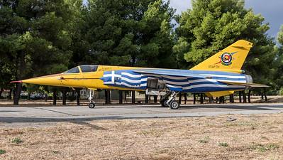 HAF 342 Mira / Dassault Mirage F-1CG / 115 / Sparti Special Livery