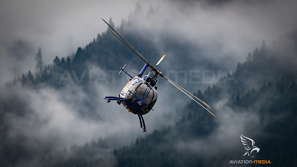 Flying Bulls / MBB Bo-105C / D-HSDM / Flying Bulls Livery