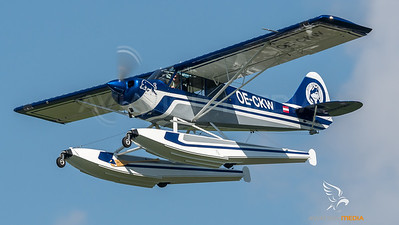 Flying Bulls / Aviat A-1B Husky / OE-CKW