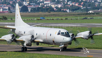 German Navy MFG-3 / Lockheed P-3C Orion / 60+08
