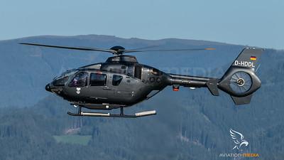 German Navy MFG-5 / Eurocopter EC-135P2+ / D-HDDL