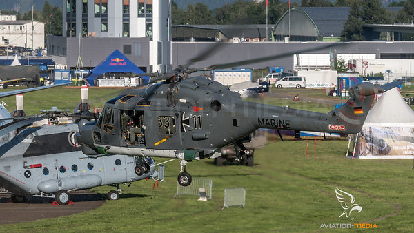 German Navy MFG-3 / Westland Sea Lynx Mk.88 / 83+11