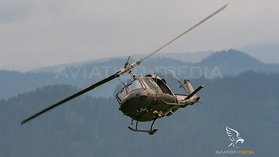 Austrian Air Force / Agusta Bell AB-212 / 5D-HR