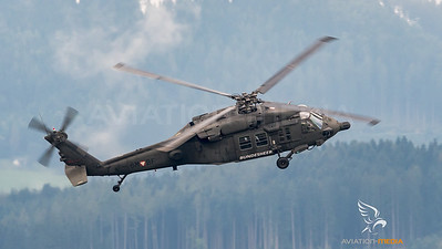 Austrian Air Force / Sikorsky S-70 Blackhawk / 6M-BF