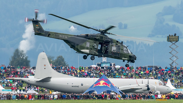 German Army / Eurocopter NH-90 / 79+14