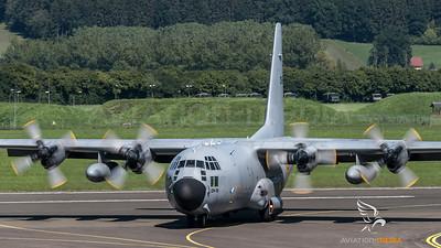 BAF 20th Squadron / Lockheed C-130H Hercules / CH-01
