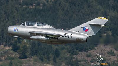 Private / MiG-15 UTI Medget / OK-UTI 2514