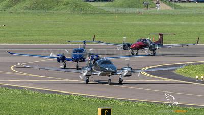 Diamond Aircraft Industries / Diamond DA-42 & Da-62 / OE-FKA & OE-FSG & OE-FLZ