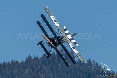 Private / Fokker DR.1 Replica / SE-XXZ