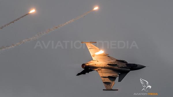 Hungarian Air Force 1st squadron / Saab JAS-39 Gripen / 31