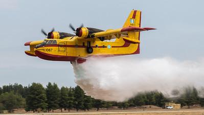 Hellenic Air Force / Canadair CL-215 / 1067