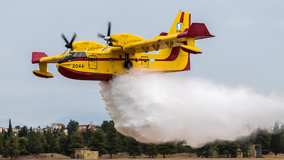 Hellenic Air Force / Canadair CL-415 / 2044