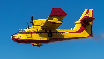 Hellenic Air Force / Canadair CL-415 / 2042