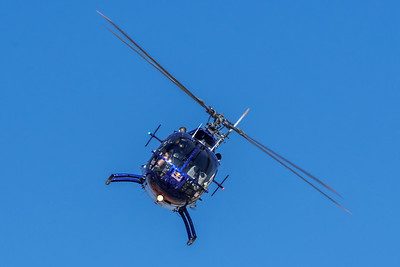 Flying Bulls / MBB Bo-105C / D-HTDM / Flying Bulls Livery
