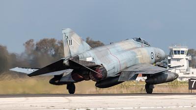 HAF 338 Mira / McDonnell Douglas F-4E AUP Phantom II / 71758
