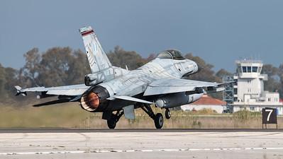 HAF 341 Mira / Lockheed Martin F-16C-50 Fighting Falcon / 052
