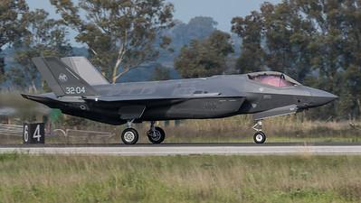 ItAF 32 Stormo / Lockheed Martin F-35A Lightning II / MM7335 32-04