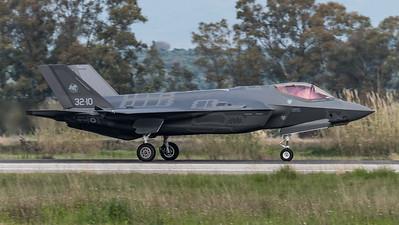 ItAF 32 Stormo / Lockheed Martin F-35A Lightning II / MM7360 32-10