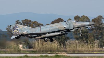 HAF 338 Mira / McDonnell Douglas F-4E AUP Phantom II / 01505