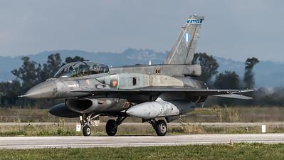 HAF 343 Mira / Lockheed Martin F-16D-52 Fighting Falcon / 618