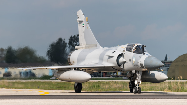 UAE Air Force / Dassault Mirage 2000-9 / 741