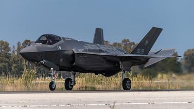 ItAF 32 Stormo / Lockheed Martin F-35A Lightning II / MM7359 32-09