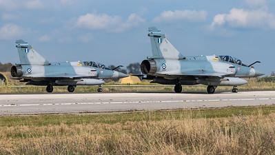 HAF 331 Mira / Dassault Mirage 2000-5 B Mk.2 / 506 & 509
