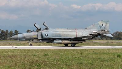 HAF 338 Mira / McDonnell Douglas F-4E AUP Phantom II / 71750