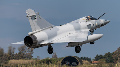 UAE Air Force / Dassault Mirage 2000-9 / 758