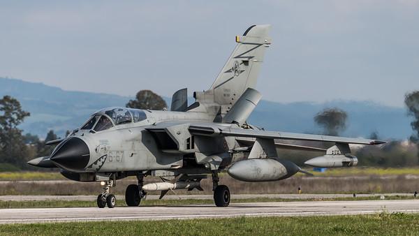 ItAF 6 Stormo / Panavia Tornado IDS / MM7068 6-67