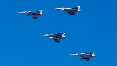 HAF 331 & 332 Mira / Dassault Mirage 2000 EGM & 2000-5 B Mk.2 / 242 & 506, 507, 509
