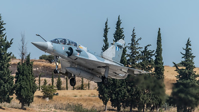 HAF 331 Mira / Dassault Mirage 2000-5 B Mk.2 / 509