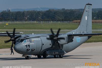 Lithuanian Air Force / Alenia C-27J Spartan / 07