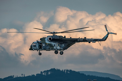Czech Air Force / Mil Mi-171S Hip / 9781
