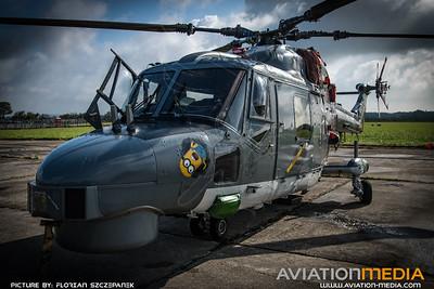 Germany Navy Aviation / Westland WG-13 Super Lynx Mk88A / 83 05 / Minion Livery
