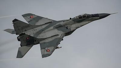 Slovak Air Force / Mikoyan-Gurevich MiG-29 AS / 3709