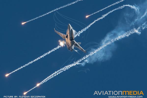 Finish Air Force / Boeing F/A-18C Hornet / HN-412