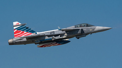 Czech Air Force / Saab JAS 39C Gripen / 9234 / Special Livery