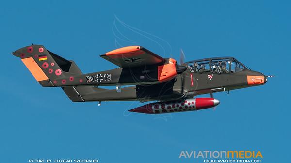 Private / North American OV-10B Bronco / G-ONAA 99+18