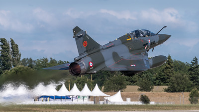 French Air Force EC 2-3 / Dassault Mirage 2000D / 615 3-JY