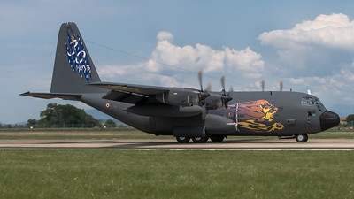 French Air Force ET 2-61 / C-130H Hercules / 61-PM / 30 Years Livery