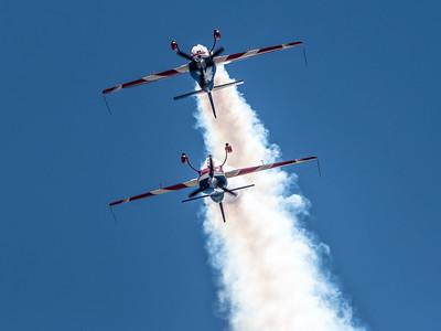 French Air Force / Extra 330SC / F-TGCI & F-TGCJ