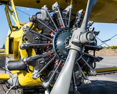 Midair / Grumman G-164 Ag-Cat / F-GFBJ