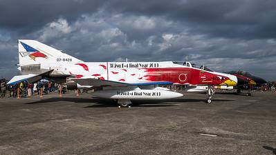 JASDF 302 Hikotai / McDonnell Douglas F-4J Phantom II / 07-8428