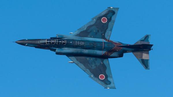 JASDF 501 Hikotai / McDonnell Douglas RF-4E Phantom II / 47-6901