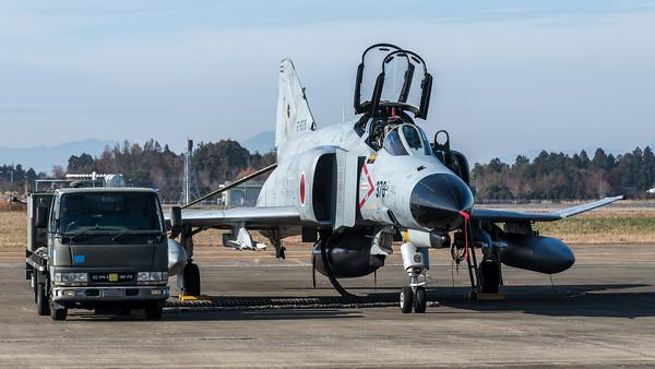 JASDF 301 Hikotai / McDonnell Douglas F-4J Phantom II / 67-8378