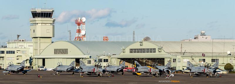 JASDF 301 Hikotai / McDonnell Douglas F-4J Phantom II / Various