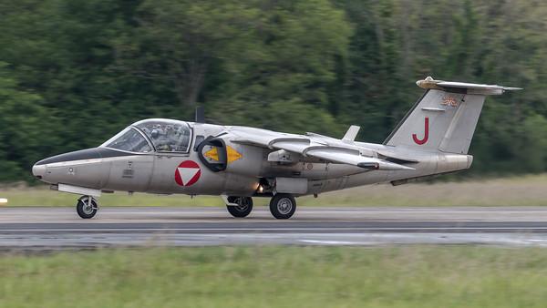 Austrian Air Force 3rd Squadron / Saab 105OE / J