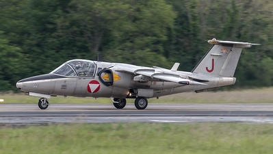 Austrian Air Force 3rd Squadron / Saab 105OE / J